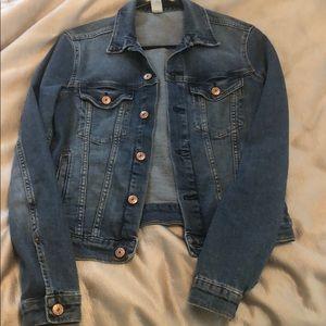 H&M Jean Jacket US Size 6